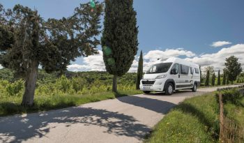 ADRIA TWIN AXESS 600 SP FAMILY complet
