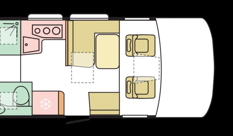 ADRIA SONIC SUPREM 710 SC complet