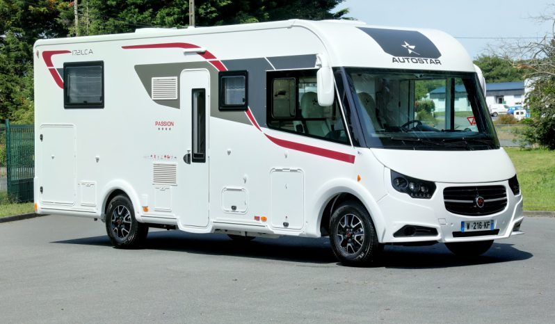AUTOSTAR PASSION I721LCA LIFT complet