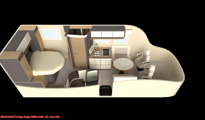 AUTOSTAR PRESTIGE I730LC DESIGN EDITION complet
