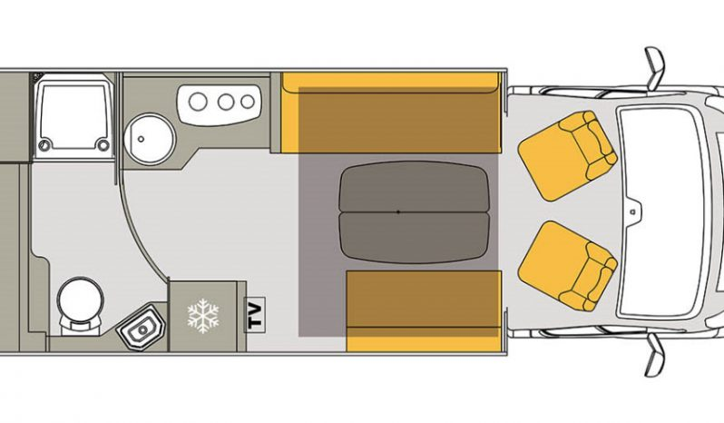 BAVARIA NOMADE T696D complet
