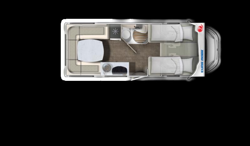 Eura Mobil Integra Line  650 HS complet