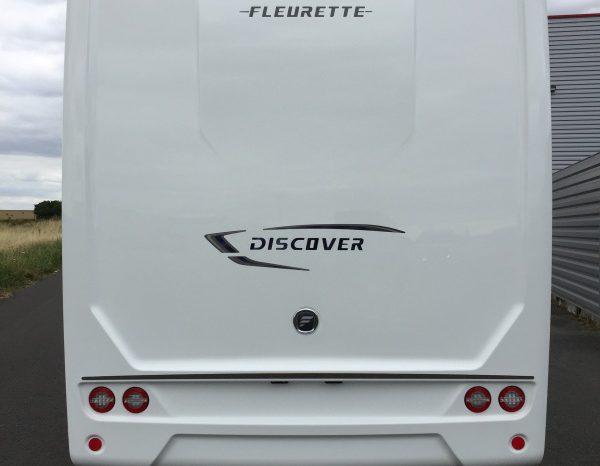FLEURETTE DISCOVER 75 LMF CRISTAL complet