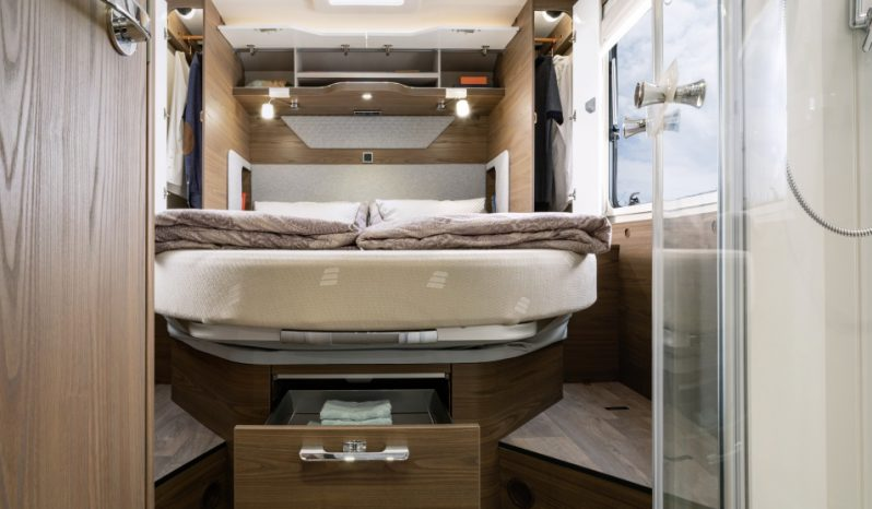HYMER B-ML 790 complet