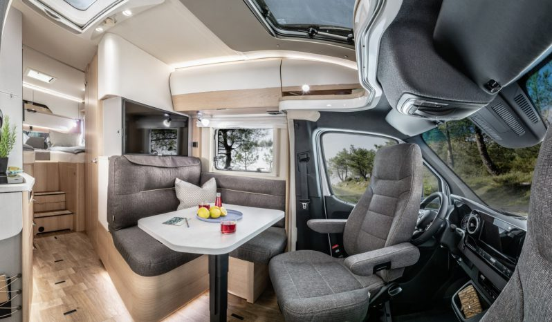HYMER B-MC T580 complet