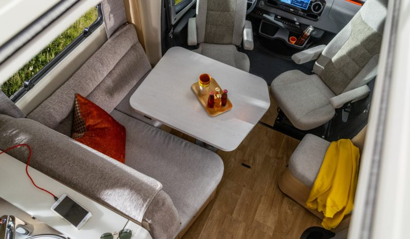 HYMER B-ML T780 complet