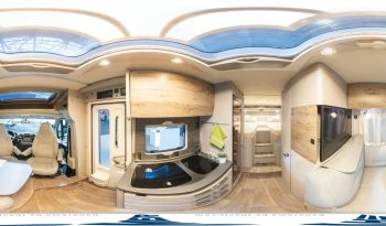 HYMER EXSIS T580 PURE complet