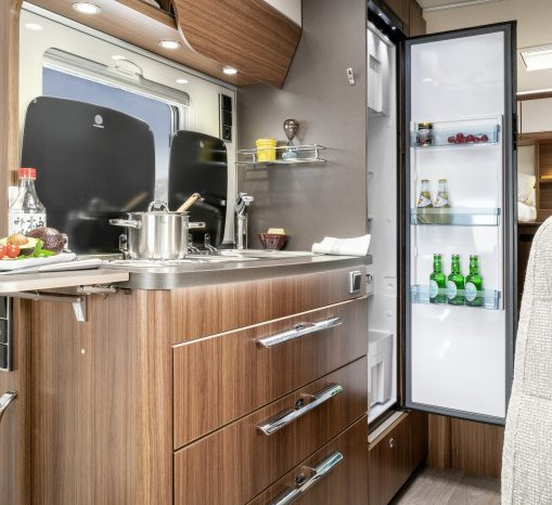 HYMER ML T570 CROSSOVER 4×4 complet
