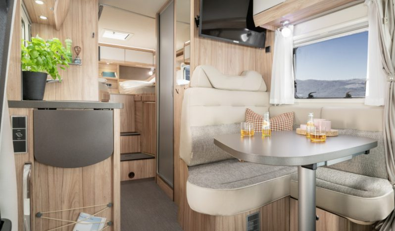 HYMER ML T560 complet
