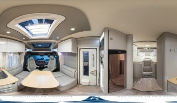 HYMER TRAMP S685 complet