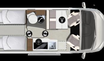 Karmann-Mobil Davis 600 View complet