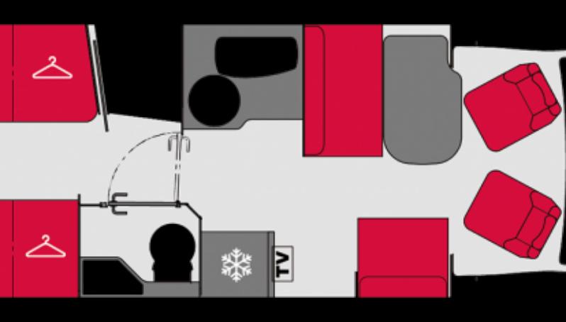 PILOTE P740GJ complet