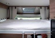 Profilé lit pavillon