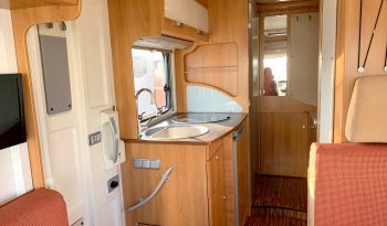 Hymer Exsis 482 complet