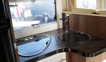 Chausson 618- lit central complet