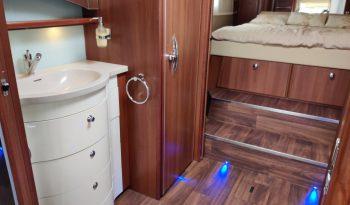 Carthago liner deluxe 82 q pkw complet