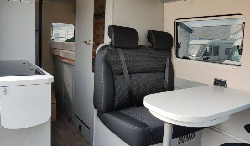 HYMER CAMPER VAN FREE S 600 2021 Mercedes 314 CDI 143CV complet