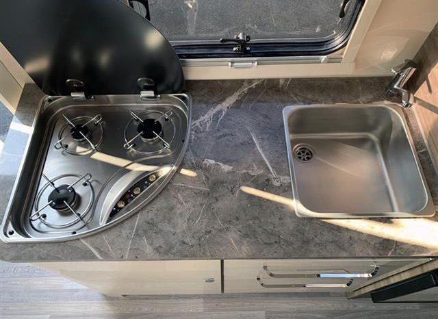 Rimor Evo 77 plus Salon arrière faible kilométrage complet