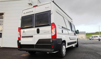 Adria TWIN 600 SP AXESS 2021 neuf complet