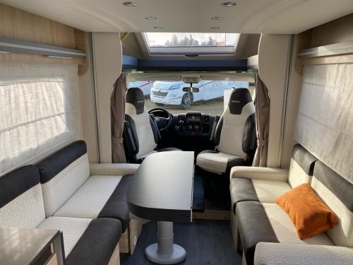 Chausson 640 Titanium BVA 2021 Fiat complet