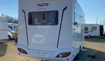 PILOTE PACIFIC P 696 U SELECTION 2021 complet