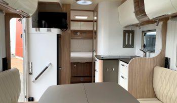 Camping Car Profile Burstner Ixeo T736 complet