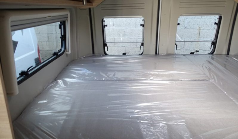 Fourgon POSSL TRENTA 600 – Cabine découpée complet