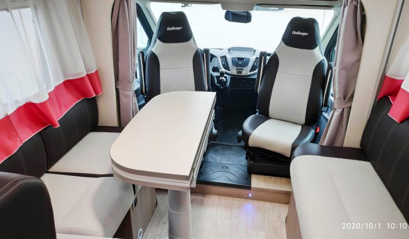 Camping-car profilé Challenger 290 Special Edition occasion complet