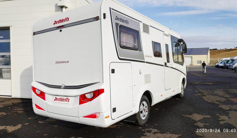 Camping-car intégral Dethleffs Globebus I1 complet