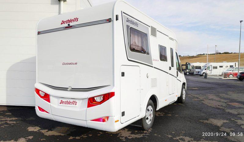 Camping-car compact Dethleffs Globebus T1 complet