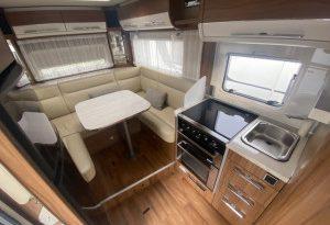 camping car integral hymermobil duomobil sur fiat ducato 2.3 L 130 Cv complet