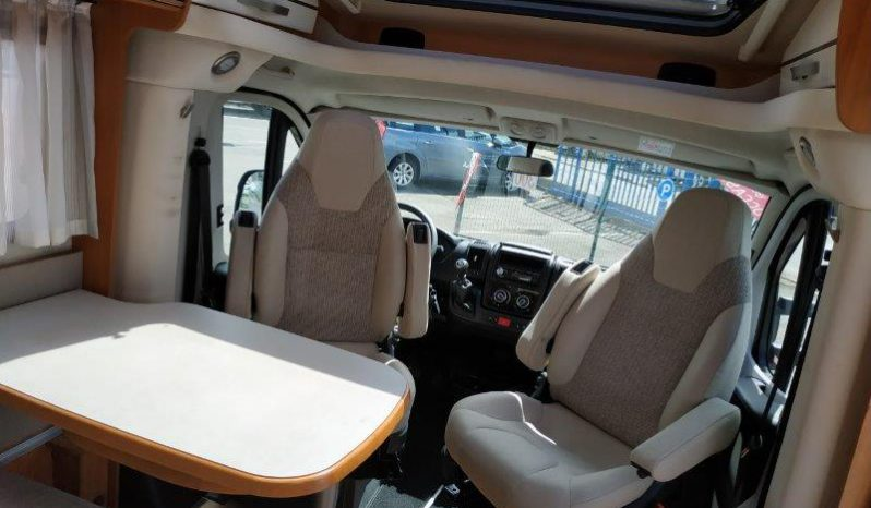Camping-car Hymer Exsis T 474 Crossover complet