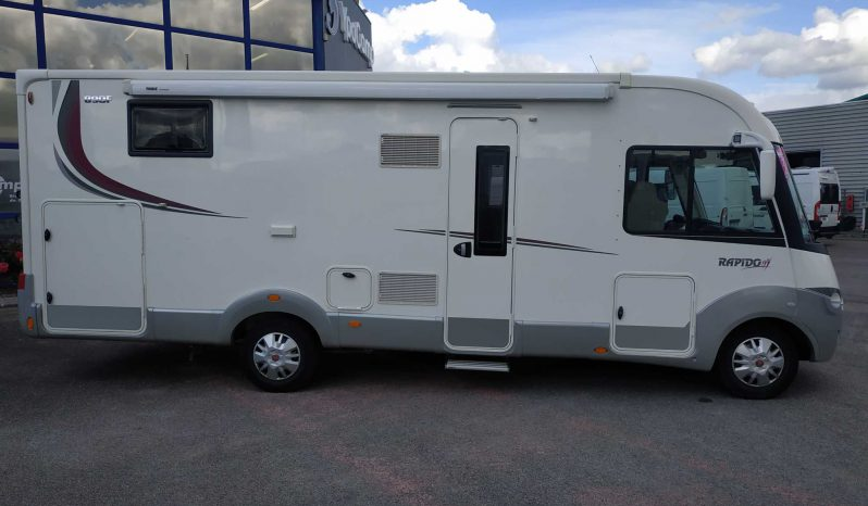 Camping-car Rapido 890F complet