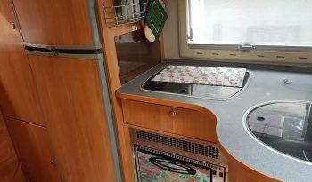 Camping Car Adria 680SP complet