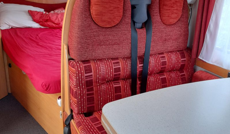Chausson Flash 02 complet