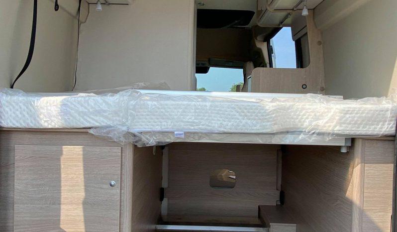Fourgon aménagé BURSTNER CAMPEO C540 4X4 complet