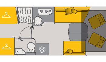 BAVARIA I781FGJ complet