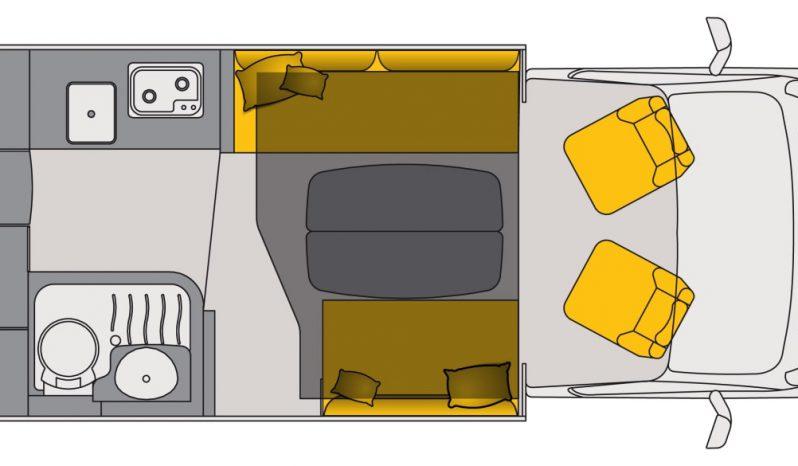 BAVARIA NOMADE T626D complet