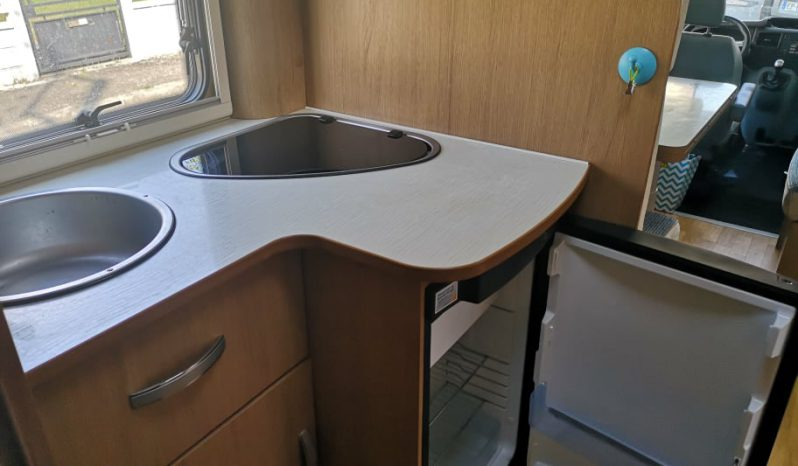 Vends camping car familial complet