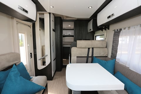 camping cars complet